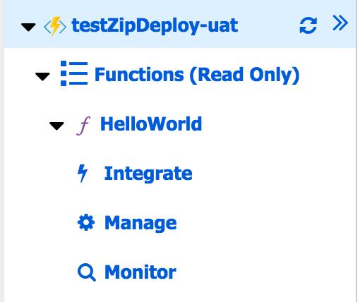 Deploying Azure Functions using Zip Deploy - VGALTES blog